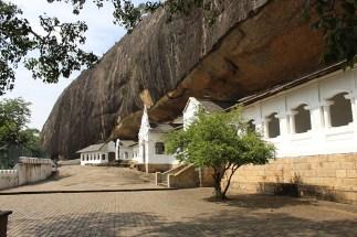 'Cave temple' - een tempel in een rots gemaakt