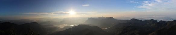 Adam's peak (sunrise)