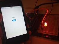 Electronics for iPhone Developers Tutorial: Control a LED ...