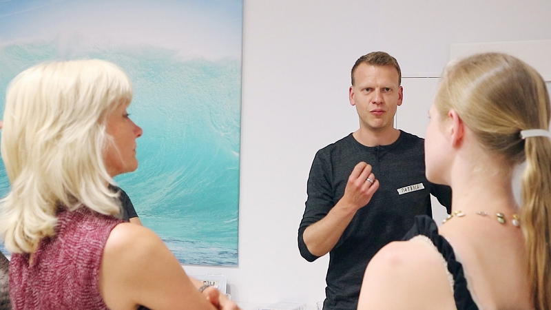 Ausbildung zum Business Trainer