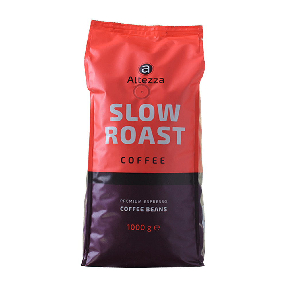 Aanbieding Koffiemachine Bonen Altezza Slow Roast