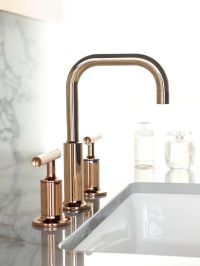 New Rose Gold Faucet Finish from Kohler Captures the Bloom ...