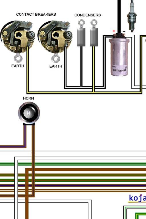 Bsa Wiring Diagram standard electrical wiring diagram