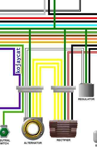 Honda Chopper Wiring Diagram Wiring Diagram