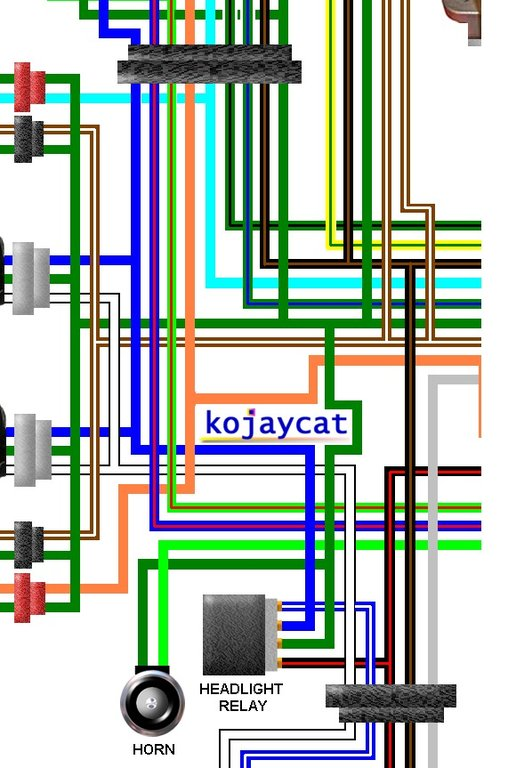 Cbr250 Wiring Diagram - Wiring Diagram NAV