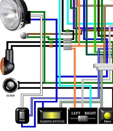 1978 Cx500 Wiring Diagram Wiring Diagram