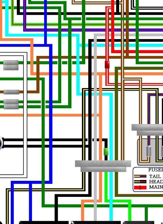 Cb400 Wiring Diagram Wiring Schematic Diagram