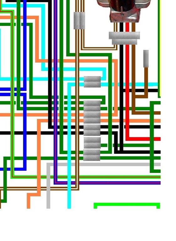 Honda Cb500 Wiring Diagram Control Cables  Wiring Diagram
