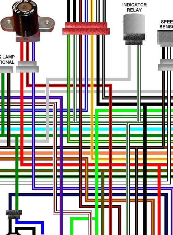 Wiring Diagram For Honda Vtx 1300 - Wwwcaseistore \u2022