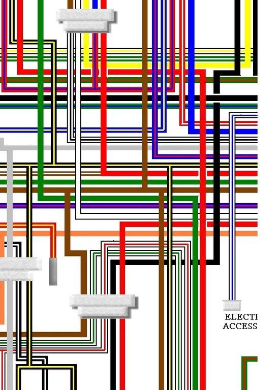 Suzuki Gt750 Wiring Diagram Electronic Schematics collections