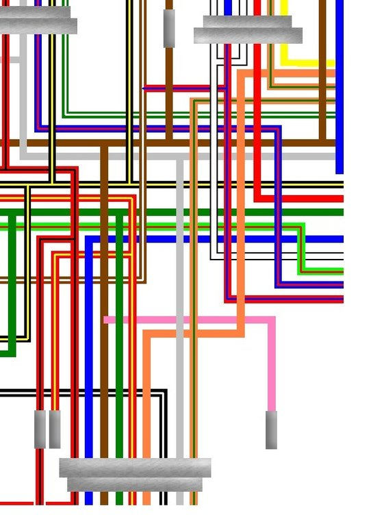 1977 Kz650 Wiring Diagram - Wiring Diagram Best DATA