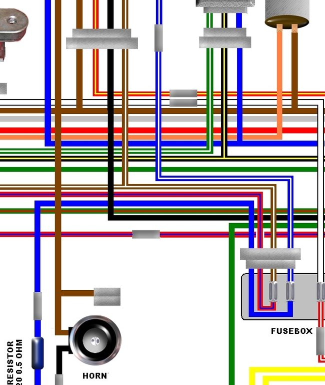 Kawasaki Z750 Wiring Diagram Wiring Diagram