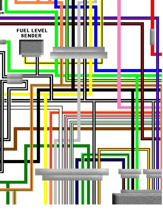 Fabulous 1980 Suzuki Gs850 Wiring Diagram Gs1000Gt Colour Wiring Diagram Wiring 101 Hemtstreekradiomeanderfmnl