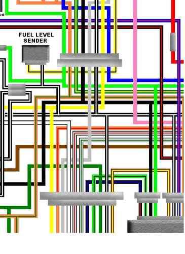 1980 Gs 550 Suzuki Wiring Diagram Wiring Schematic Diagram