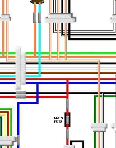 1972 Suzuki Wire Diagram Wiring Diagram