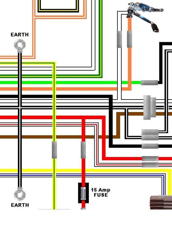 suzuki gs450 wiring diagram