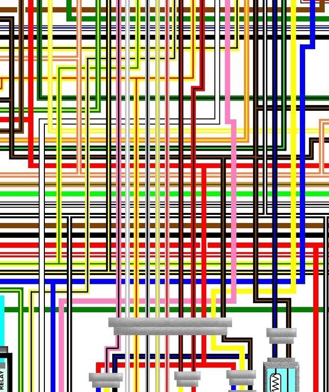 Suzuki Gsx 1400 Wiring Diagram - Wiring Diagram  Schematics