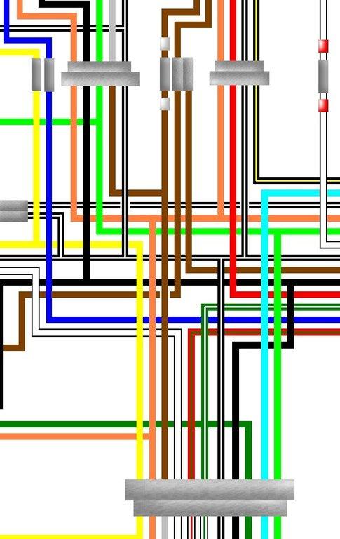 Suzuki Gt250 Wiring Diagram Wiring Schematic Diagram