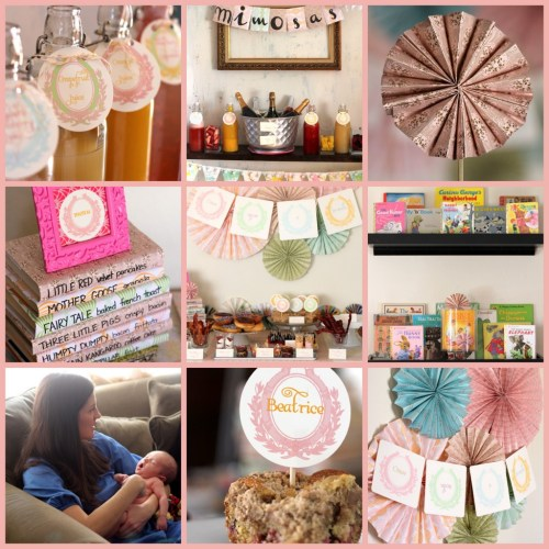 Medium Crop Of Book Themed Baby Shower