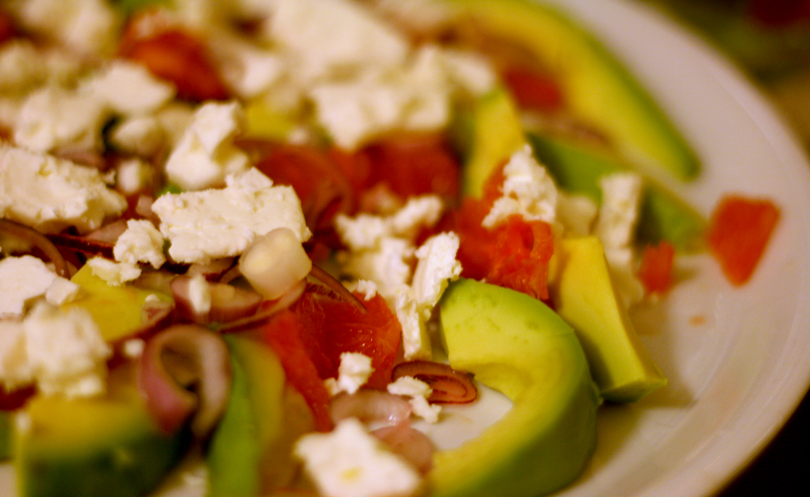 Recepten Met Avocado Recept Salade Van Avocado Grapefruit And Feta