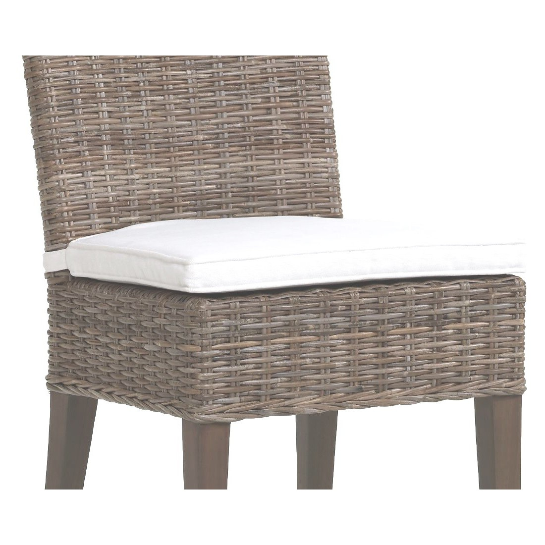 Housse Chaise Rotin Coussin Pour Chaise