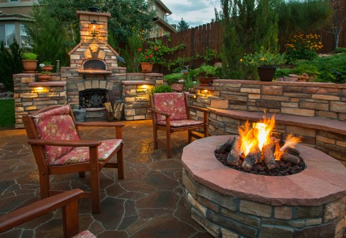 Medium Of Backyard Decor Ideas