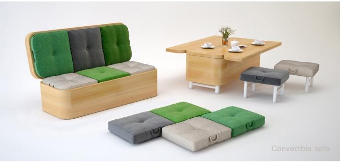 3 Rozkladane Sofy Do Malych Mieszkan Kokopelia Design