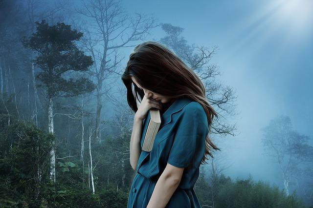 悲しみに気づき泣けますように。