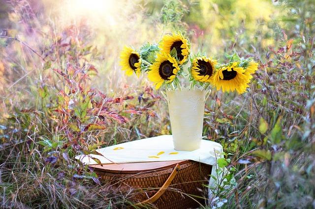 愛を込めて私に花束を贈る