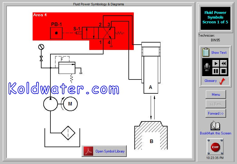 Fluid Mechanics Tutorial pneumatics hydraulic simulation software