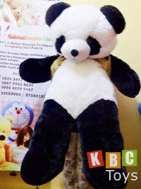jual boneka panda besar ukuran 150 cm