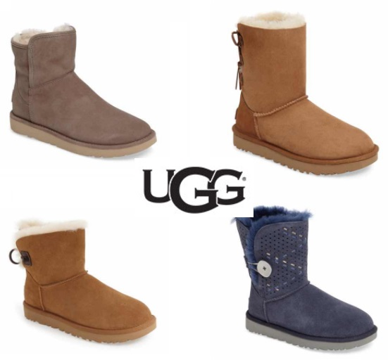 Nordstrom Up To 50 Off Select Womens Ugg Boots Free