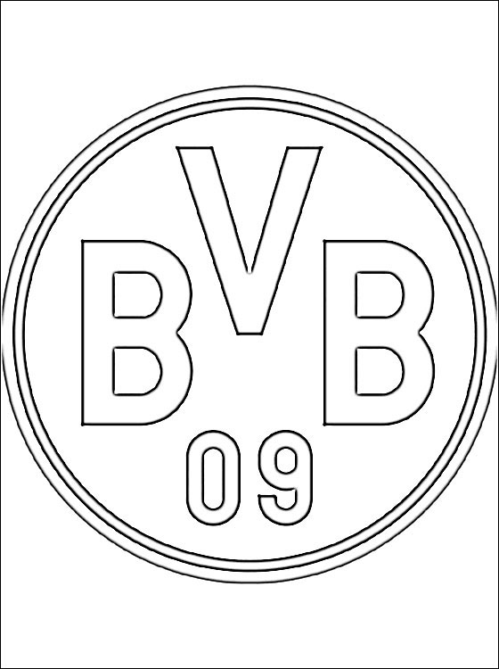 Free Coloring Pages Of Manchester United Logo