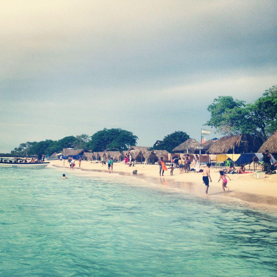Playa Blanca (Isla Baru)