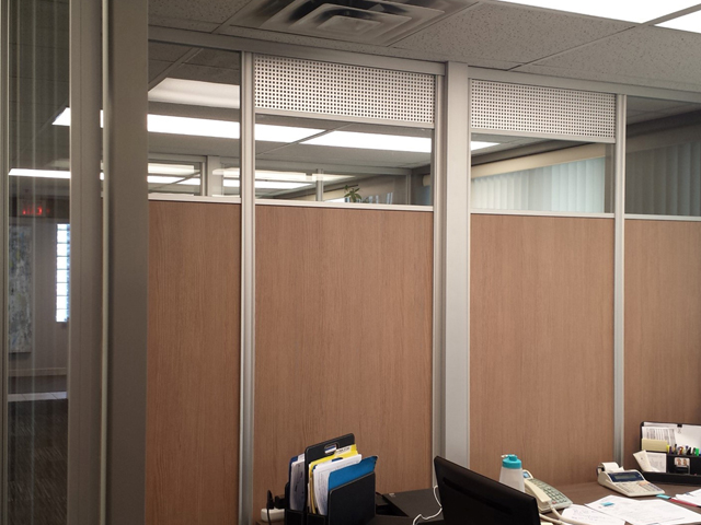 Sliding Closet Doors Aluminum Partitions - Komandor