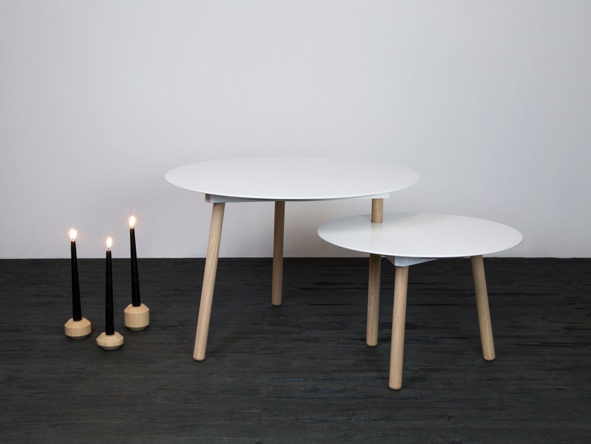 Design Couchtisch Spin Hobstad Table