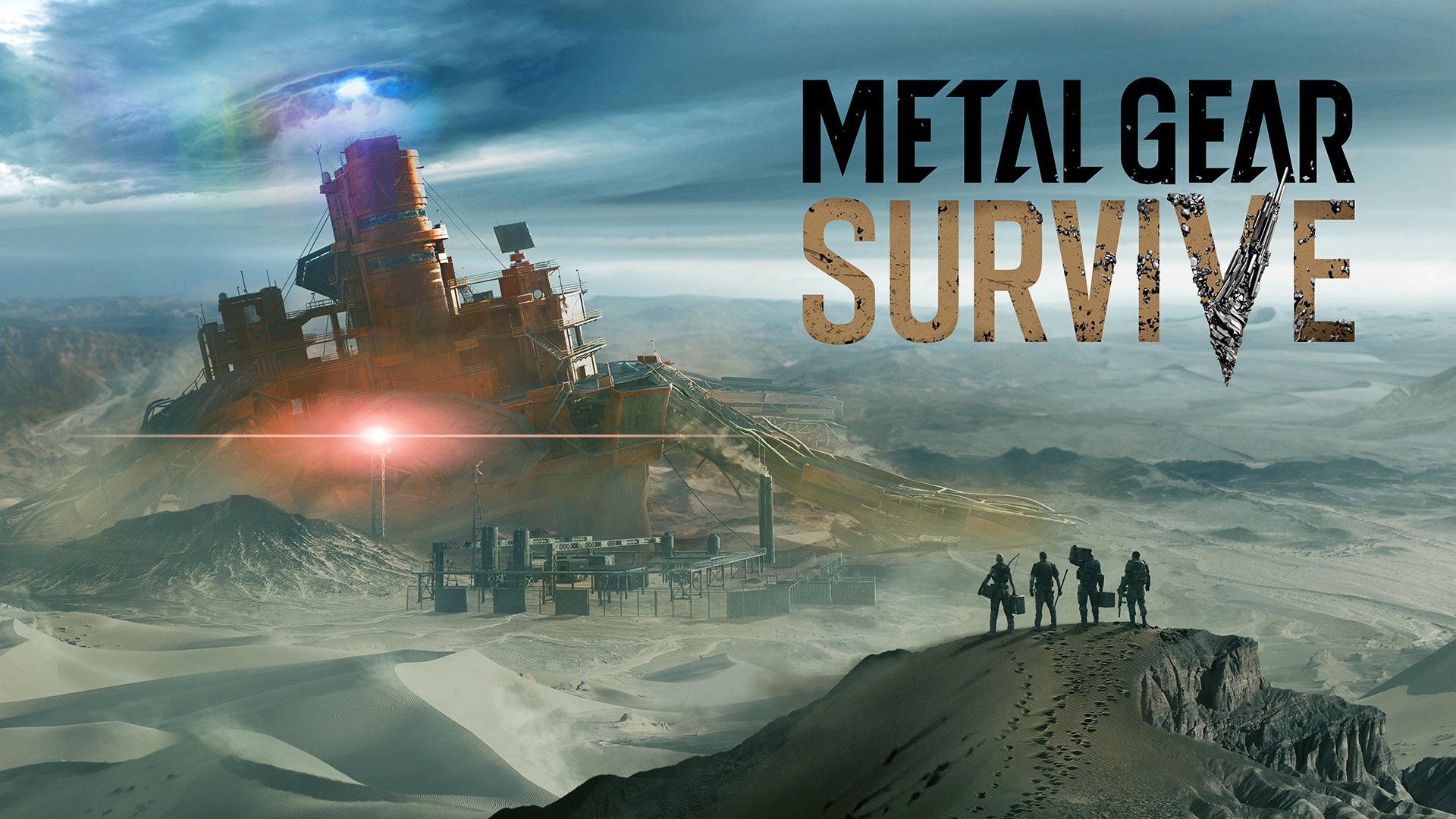 Metal Pc Metal Gear Survive Konami Product Information