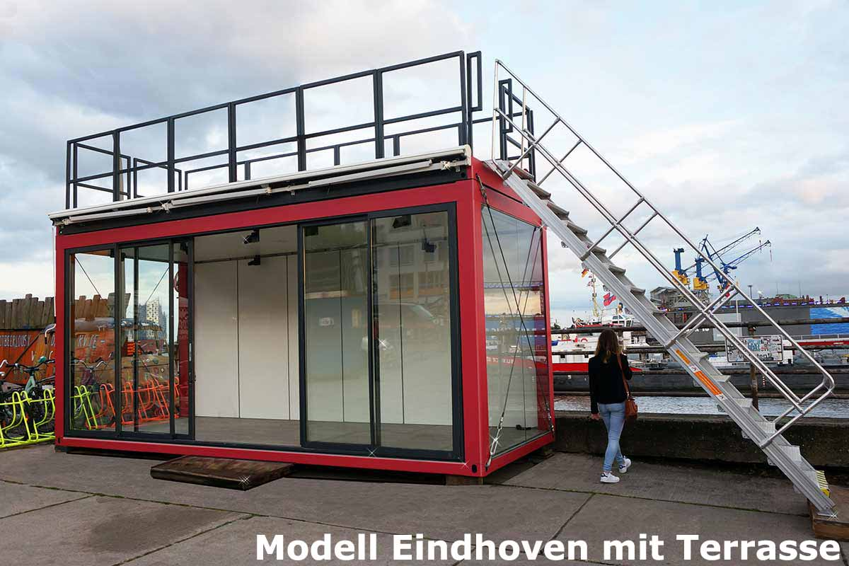 Terrassen Schiebetür Konfigurator Eventcontainer 1 Messecontainer Für Events