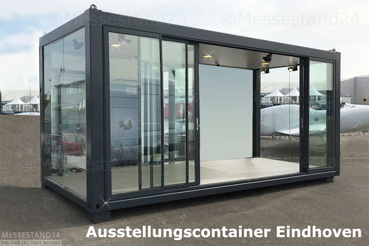 Container Haus Messe Eventcontainer 1 Messecontainer Für Events