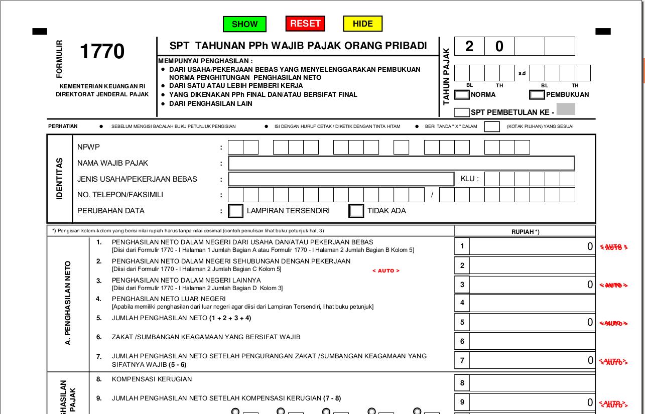 Laporan Pajak Tahunan 2014 Perhitungan Pajak Badan Tahunan Atas Laporan Ortaxorg March 2015 Mt Tax Konsultan Pajak