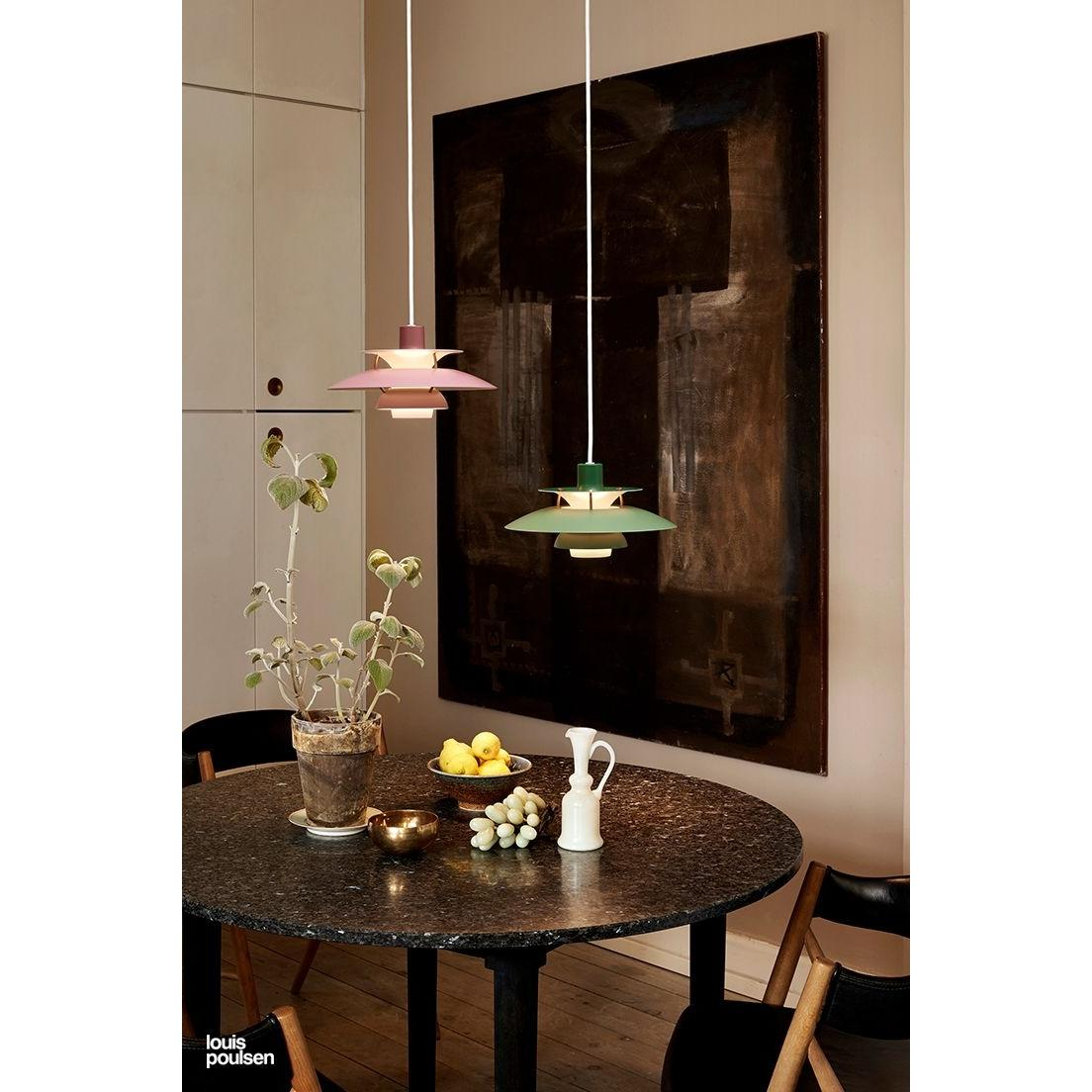 Ph 5 Louis Poulsen Ph 5 Mini Hanglamp Groen