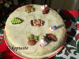 Christmas Cake 2012a