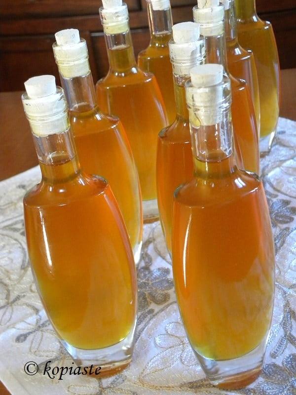 Mandarin Liqueur