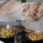 Three Recipes with Thrapsala (Short-fin Squid)