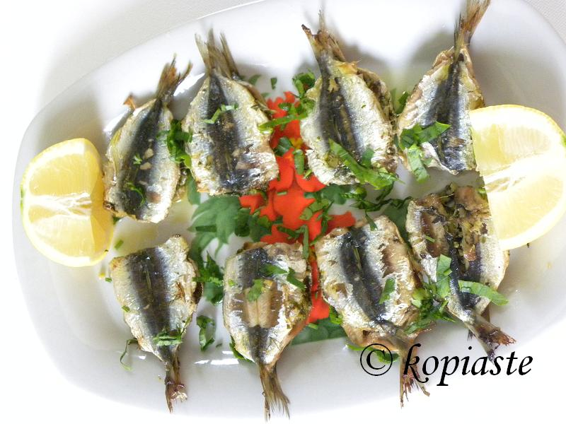 Sandwiched Sardines