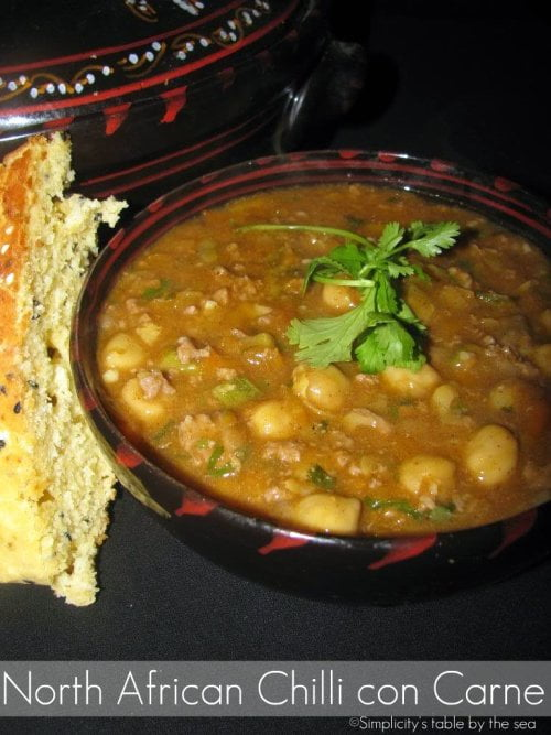 North African Chilli con Carne, by Heni