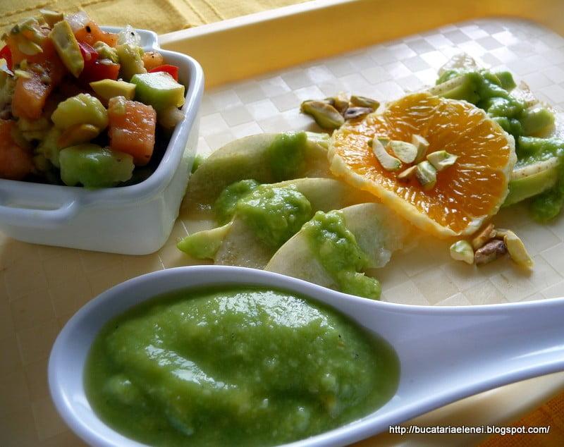 Papaya and Avocado Salad by Elena