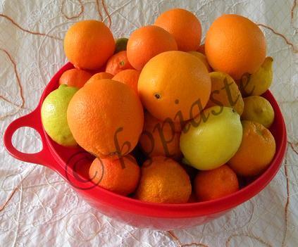 Citrus Fruit Marked