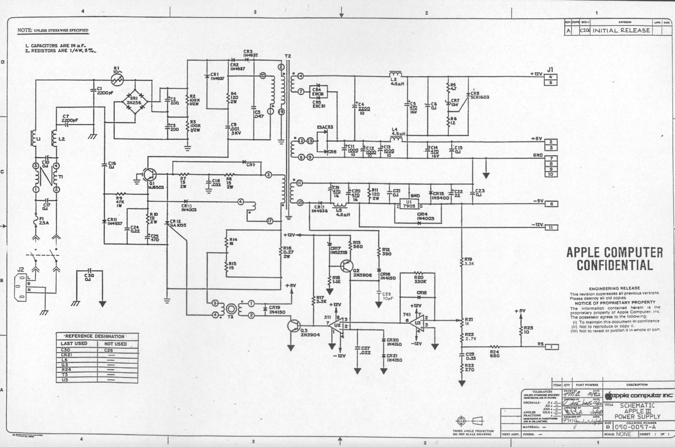 zx80 circuit diagram