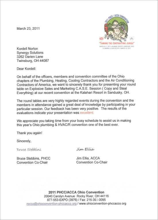 Leadership Recommendation Letter Sample Choice Image - letter format